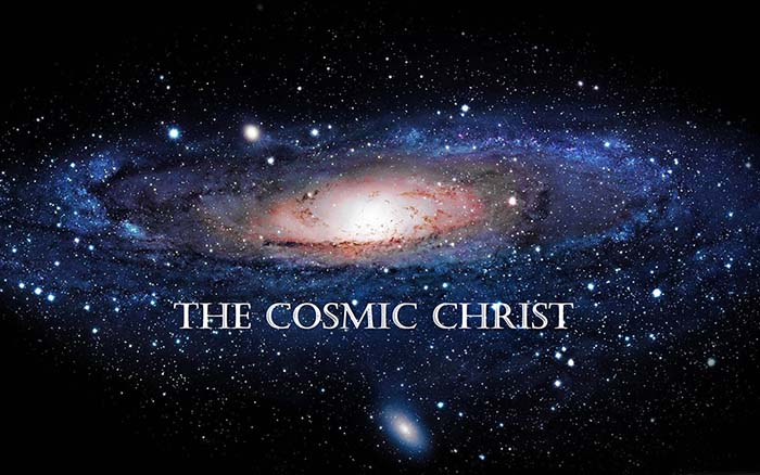 The Cosmic Christ - Sacred Journeys Spiritual Community