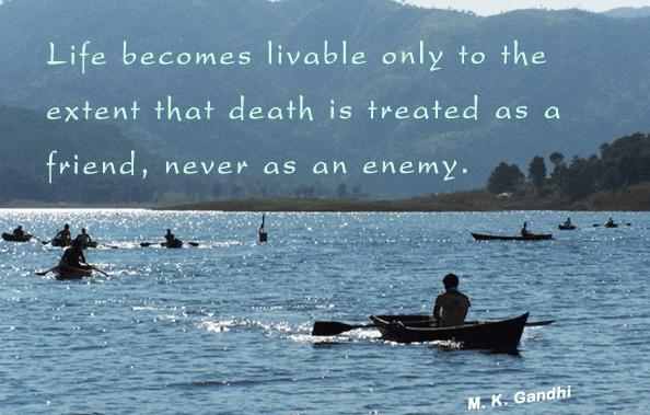Friendship with Death - Sacred Journeys Spiritual Community