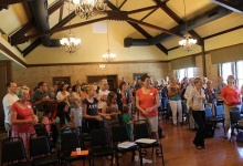 Worship at Sacred Journeys