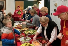 St. Luke's Episcopal Hot Meal Program